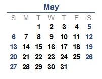 May calendar18
